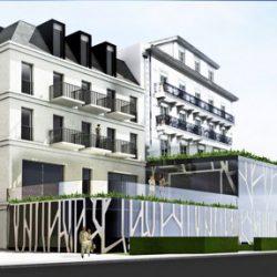 Rénovation de l'Hôtel Beau-Rivage