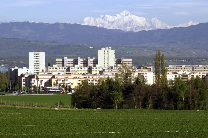 Nyon Mt-Blanc